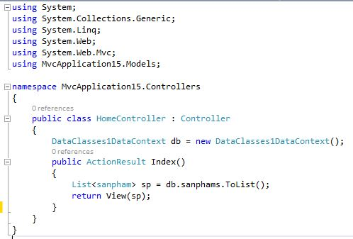asp mvc source code